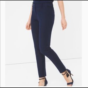 White House Black Market The Slim Ankle Pants